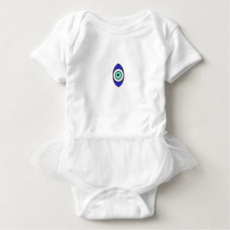 Evil Eye Baby Bodysuit