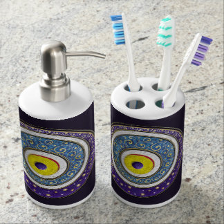 Evil Eye Bath Set