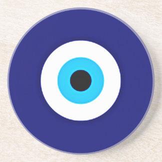 Evil Eye Charm Coaster