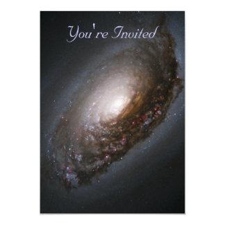 Evil Eye Galaxy 13 Cm X 18 Cm Invitation Card