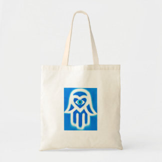 Evil Eye / Hand Of Hamsa Shopper Tote Bag