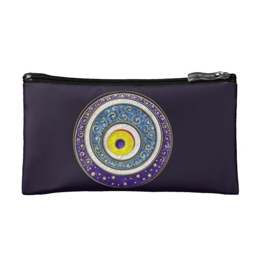 Evil Eye Makeup Bag