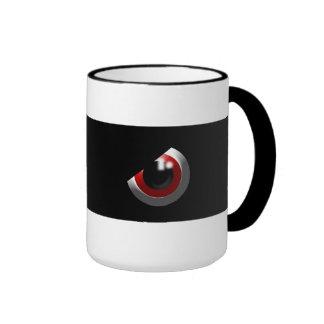 Evil Eye Ringer Mug