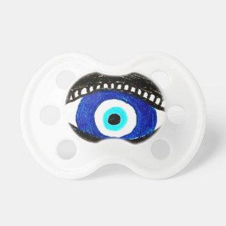Evil eye pacifiers