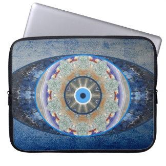 """Evil Eye"" Protection Laptop Sleeve"