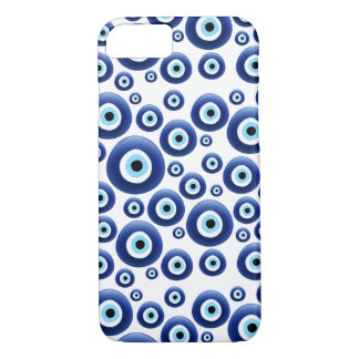 Evil Eye Protection Mediterranean iPhone 8/7 Case