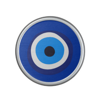 evil eye symbol greek turkish arab talisman speaker