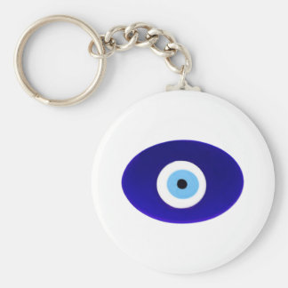 Evil Eye Talisman Key Ring
