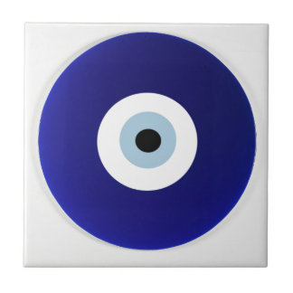 evil eye Vintage Oriental Pattern Design Tile