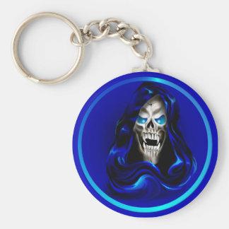 Evil Face Keychain