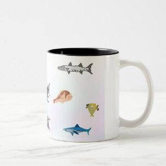 Evil Fish Mug Number 5