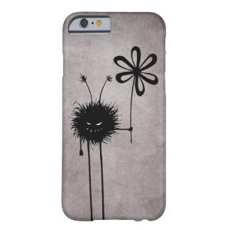 Evil Flower Bug Vintage Barely There iPhone 6 Case