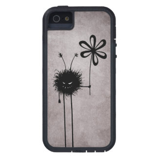 Evil Flower Bug Vintage Extremely Protective iPhone 5 Cover