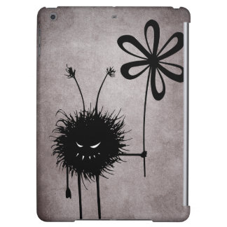 Evil Flower Bug Vintage Lightweight iPad Air Covers