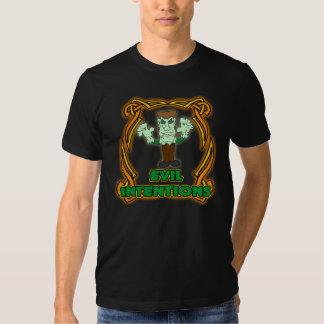 Evil Frankenstein T-shirts