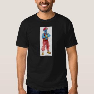 Evil genie standing tshirts