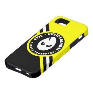 Evil-Genius Global Phone Case iPhone 5 Cover