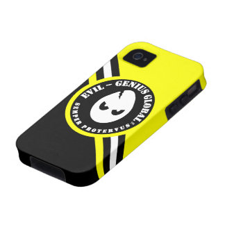 Evil-Genius Global Phone Case iPhone 4/4S Covers