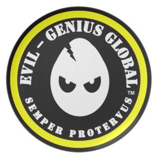 Evil-Genius Global Plate