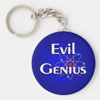 Evil Genius Key Ring