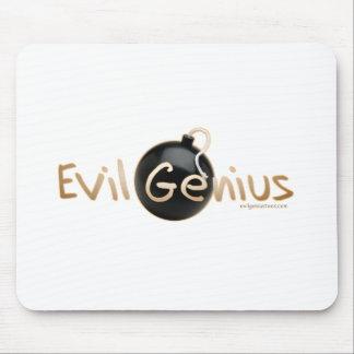 Evil Genius Logo Mouse Mat