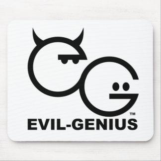 Evil-Genius Mouse Pad