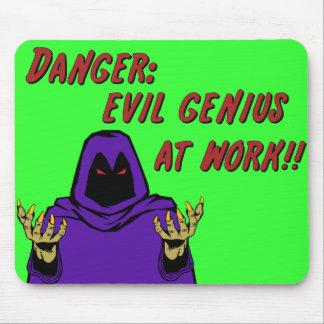 evil geniuspad mouse mat