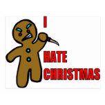 Evil Gingerbread Man