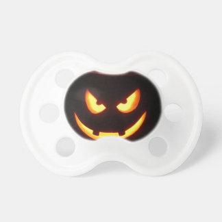 Evil grinning Halloween Pumpkin Face Dummy