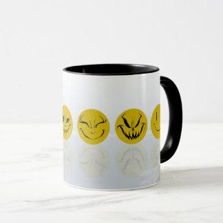 Evil Groupe Smiely Face Coffee Mug V2