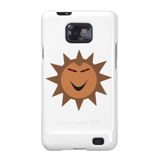 Evil Hedgehog Kawaii Goth Halloween Samsung Galaxy SII Cases