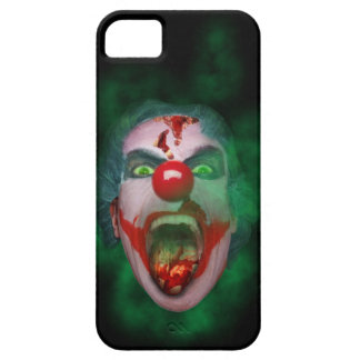 Evil Joker Clown Face Barely There iPhone 5 Case