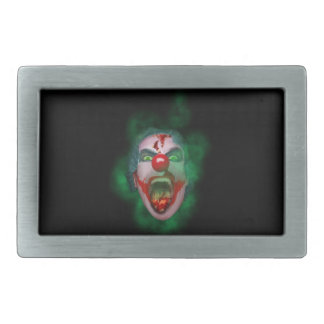 Evil Joker Clown Face Belt Buckles