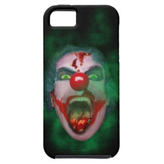 Evil Joker Clown Face Case For The iPhone 5
