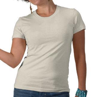 Evil Kanji Ladie s Fitted Organic T-Shirt