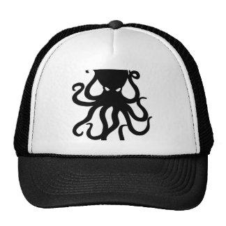 Evil kraken cap