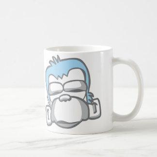 Evil Monkey Icon Coffee Mug