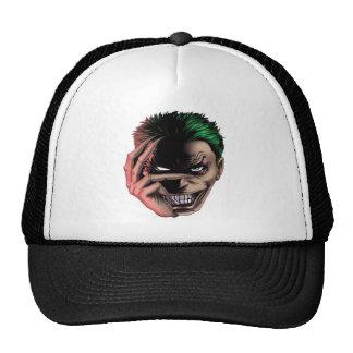 Evil Monster Face Cap