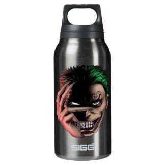 Evil Monster Face Insulated Water Bottle