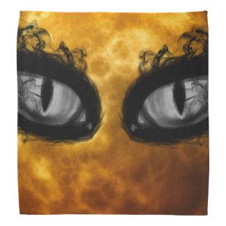 Evil moon eyes bandana