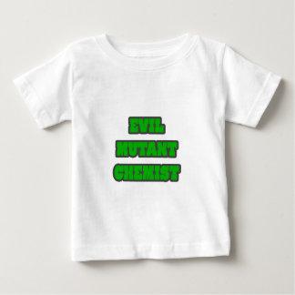 Evil Mutant Chemist Baby T-Shirt