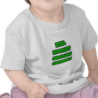 Evil Mutant Organic Chemist T Shirt