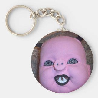 Evil Pig Key Ring