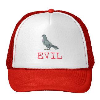 Evil Pigeon Cap