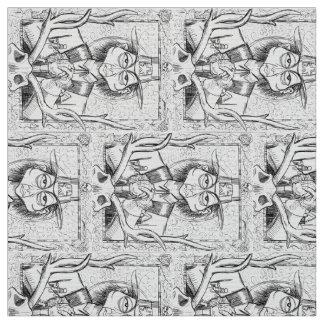 Evil PilGrimm Fabric