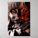 Evil Portrait Posters