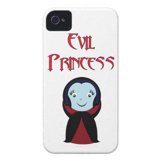 Evil Princess iPhone 4 Cover