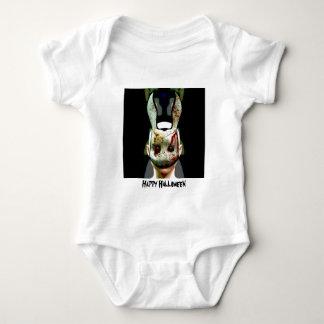 Evil Rabbit Baby Bodysuit