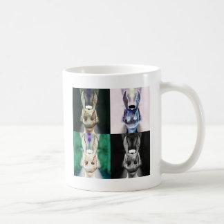 Evil Rabbit Coffee Mugs