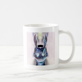 Evil Rabbit Coffee Mug